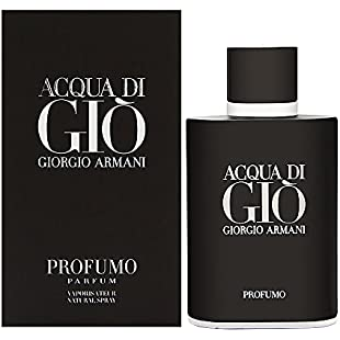 Giorgio Armani Acqua Di Gio Profumo Homme Men Eau de Pafum 75ml
