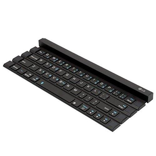 LG KBB-700.AGESBK - Teclado con Bluetooth, QWERTY Español: Amazon.es: Informática