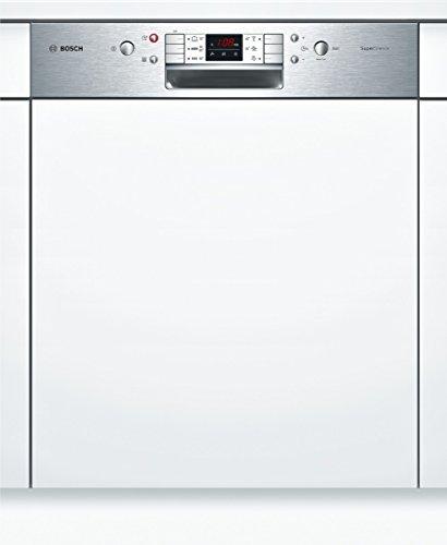 Bosch SMI63N25EU Serie 6 Geschirrspüler Teilintegriert / A++ / 262 kWh / 13 MGD / ActiveWater Technologie / DosierAssistent