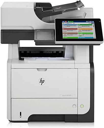 LaserJet 500 M525DN Laser Multifunction Printer - Monochrome - Plain Paper Print - Desktop