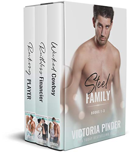 Steel Siblings 1-3 (Steel Collection Book 1)