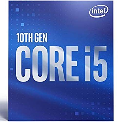 Intel Micro i5 10400 Fclga1200 10 Generation 6 Kerne 29 GHz 12 MB Keine Graphics in Box