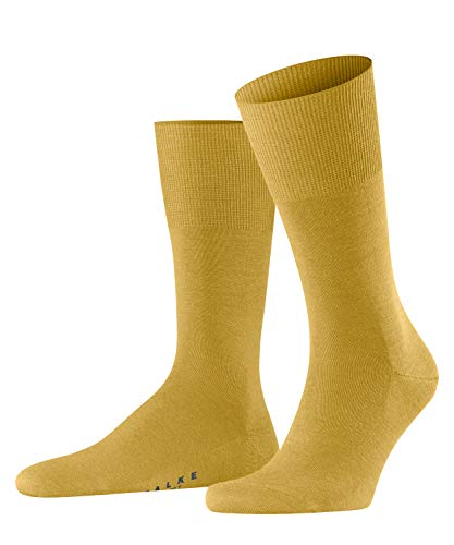 FALKE Herren Airport M SO Socken, Gelb (Nugget 1222), 43-44