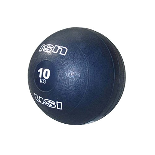 USI Rubber Dead Bounce Slam Ball (Colour May Vary, 10 kg)