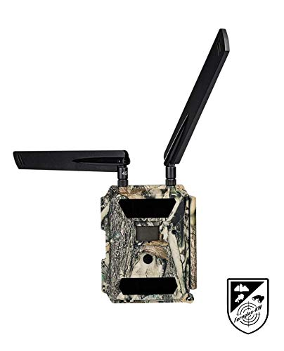 Dörr Foto Snapshot Cloud 4G Überwachungskamera 12000000 Pixel Black LEDs, Zeitrafferfunktion, GSM-Modul