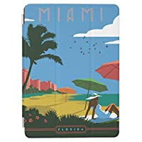 UDDesign マイアミ アイパッドミニ5 ケース アイパッドミニ4ケース ipad mini5 ケース ipadmini5 カバー ipadミニ5ケース iPad mini4 ケース ソフトTPUサイドエッジ 軽量