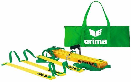 erima Trainings Koordinationsleiter, Green/gelb, One Size