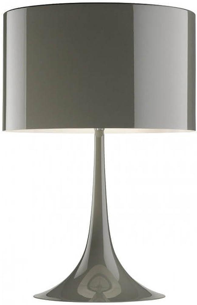 Flos spun light t1 lampada da tavolo in alluminio F6610021