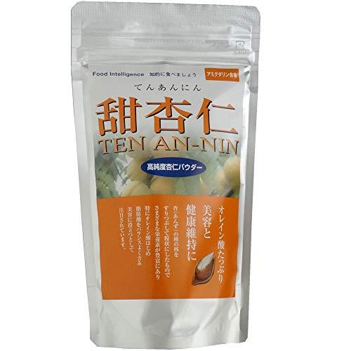 ライフメイト 甜杏仁パウダー 200g 本格的な杏仁豆腐作りに!