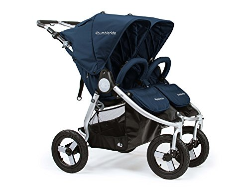 Bumbleride Indie Twin All Terrain Stroller – Eco Friendly Stroller with Canopy