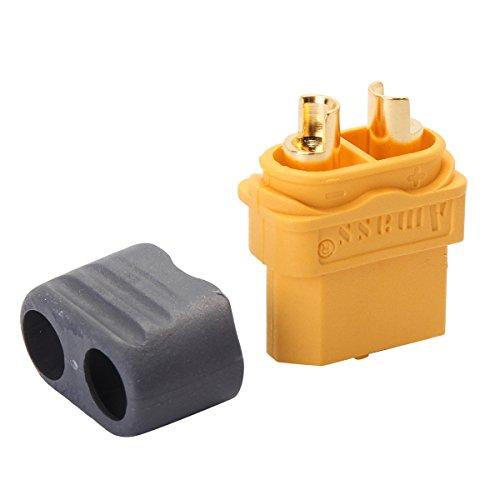 Tutoy 10 Paare Sammeln Xt60 Stecker Steckverbinder Gehäuse Für DIY Lipo Batterie Esc