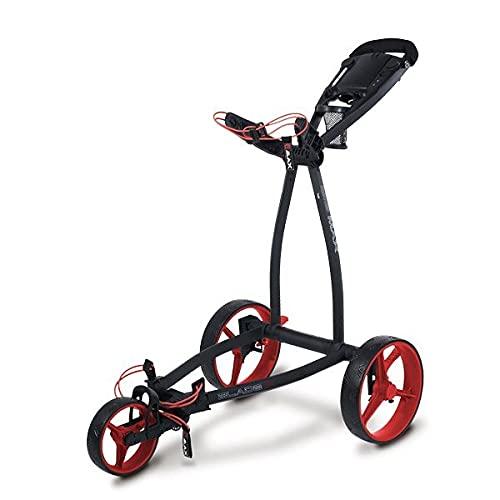Big Max Blade IP Golf Push Carts (Phantom-Red)