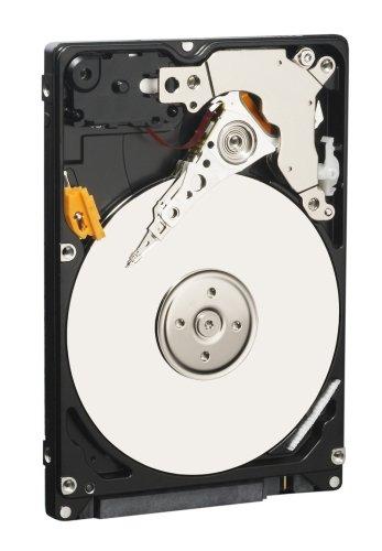 Western Digital 80 GB 5400rpm SATA 8MB 2.5-Inch Notebook Hard Drive WD800BEVT (Scorpio Blue)