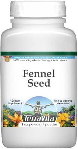 Fennel Seed Powder 1 oz ZIN: Nippon regular agency Pack - Atlanta Mall 3 511171