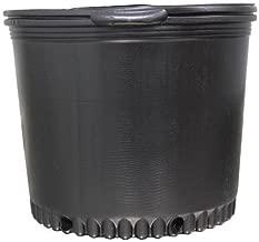 White Ridge 725520 Nursery Pot, 7 gallon, Black