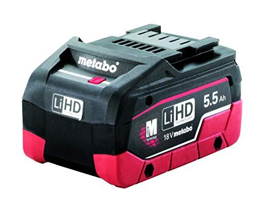 Metabo 625368000 625368000-Bateria tecnologia Air Cooled Litio 18V LiHD 5,5 Ah