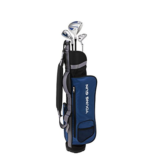 Young Gun ZAAP EAGLE Kids Golf Club Set
