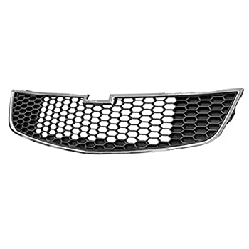 Chevy CruZ 11-12 Front Grille Car Lower