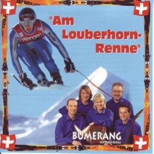 Am Louberhorn Renne