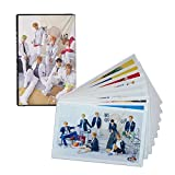 NCT Kpop Photocards - Set of 30 NCTZen Trading Cards with Greeting Box (NCT WE GO UP)