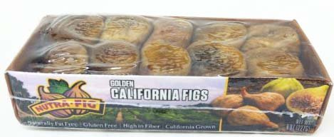 Golden California Figs 8 oz(Pack of 2)