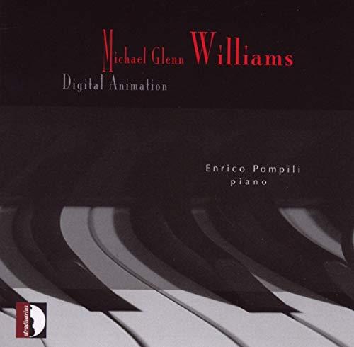Piano; Gabriel Enrico Pompili - Williams: Digital Animation