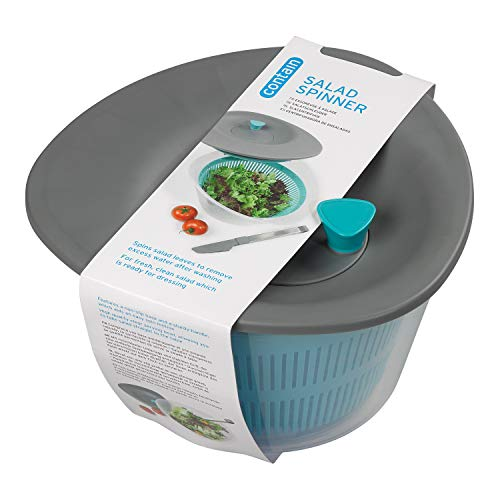 Chef Aid 10E10376 Contain Salatschleuder Set, plastik