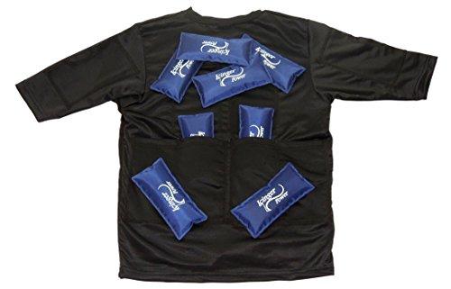 Icinger Power Sliming koelt-shirt 2000G - Om vet te verbranden met koude - Ook voor spierherstel