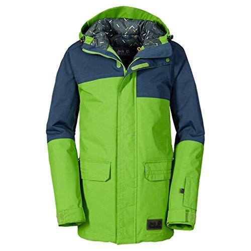 Jack Wolfskin Travis SKI Jacket Elemental Green