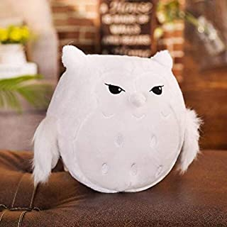 MANGMOC Dropshipping Peluches Super Soft Toy Stuffed White Owl Plush Toy Cushion Pillow for Kids Children Gifts Teen Must Haves BFF Gifts The Favourite Anime Superhero Coloring