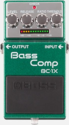 Boss BC-1X - Bass Compressor Pedal