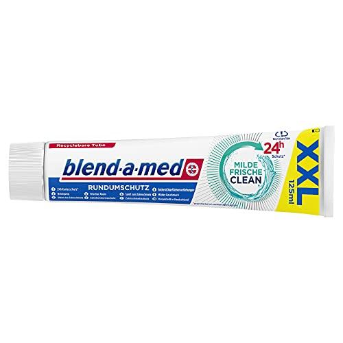 Blend-a-med Rundumschutz Milde Frische Clean Zahnpasta 125ml