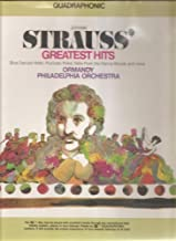 Johann Strauss' Greatest Hits / Ormandy / Quadraphonic