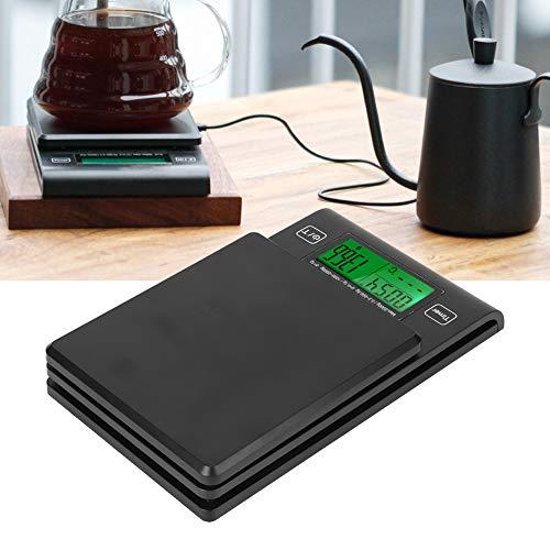 Báscula digital, Báscula de cocina, Carga USB Café para hornear para cocinar en casa