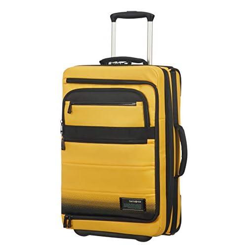 Samsonite Cityvibe 2.0 Bagaglio a mano, 55 cm, 41.5 L, Giallo (Golden Yellow)
