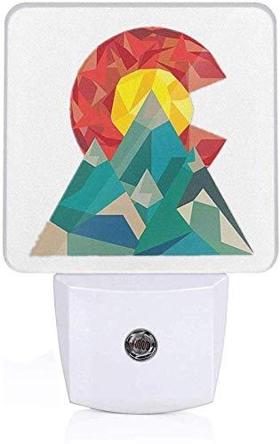 Colorado Geo Toilet 0 wandlamp, 5 W, US_wit