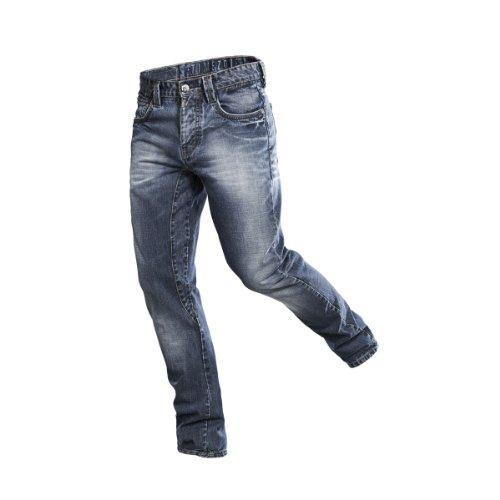 Timezone Textil Herren Jeans Normaler Bund Coast 3D 3401 real Blue 26-5367, Gr. 30/34, Blau (real Blue 3401)