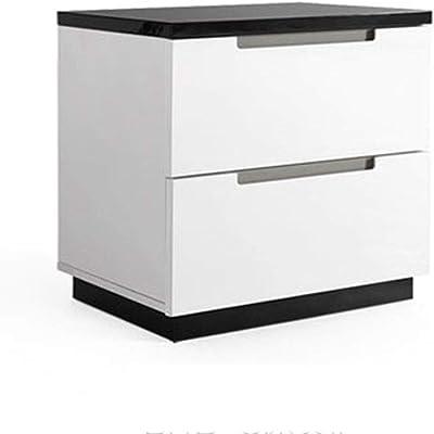 Amazon Com Tvilum Austin Nightstand White Kitchen Amp Dining