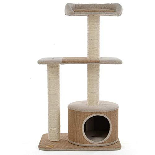 Productos para el hogar Marco de escalada para gatos Four Seasons Marco de escalada para gatos pequeños y medianos Árbol de verano para gatos Nido de gato Juguete para gatos Tablero de agarre para