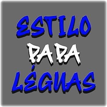 Estilo Papaléguas