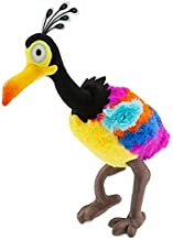N/T Cartoon Animal Plush Toy, Pixar'S Up Kevin The Bird Cuddly Soft Bean Plush Toy Christmas Halloween Birthday Party Gift 35Cm