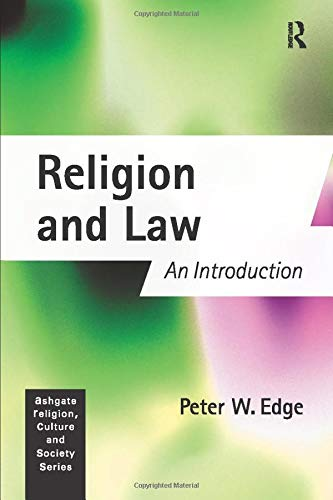 Religion and Law: An Introduction (Religion, Culture and Society Series)
