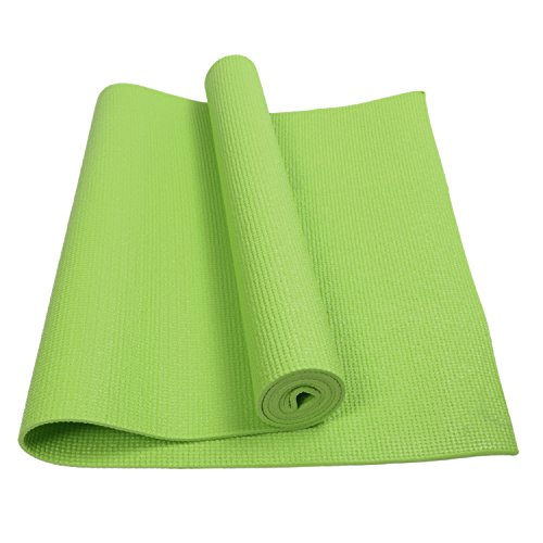 AmazingHind Yoga Mat 6 mm for Fitness &
