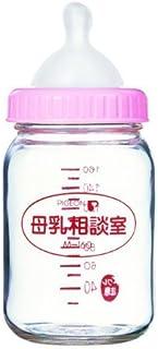 赞助广告- 贝亲 桶谷式直接哺乳训练用 母乳咨询室 奶瓶 玻璃制 附带SS号奶嘴