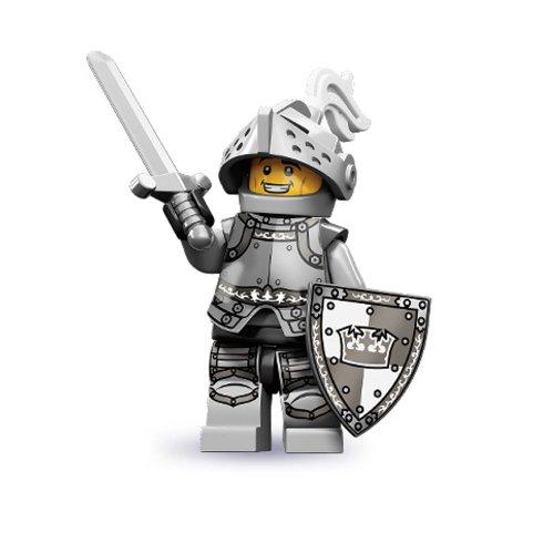 Heroic Knight- Lego Minifigure