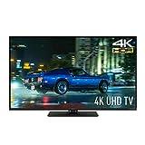 4K HDR ULTRA HD LED – großartiges Sehvergnügen mit noch schärferen und farbintensiveren Bildern Smart TV– mit HbbTV, Webbrowser und umfangreicher Auswahl an Apps wie   Prime Video, Netflix, Maxdome, Youtube uvm Triple Tuner – für den Empfang von Sate...