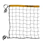 RomiSport Beachvolleyballnetz Volleyballnetz 9,5m