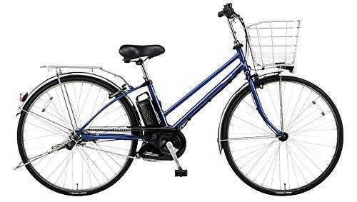 Panasonic(パナソニック)2020年モデルティモ・DX27インチBE-ELDT756電動アシスト自転車専用充電器付(V2:インディゴブルーメタリック)