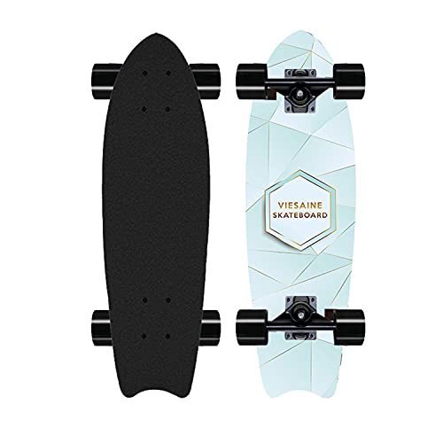 28'Professional Surfskate Talling Skateboard, Street Surfing Pumpping Skateboard, Principiante Concav