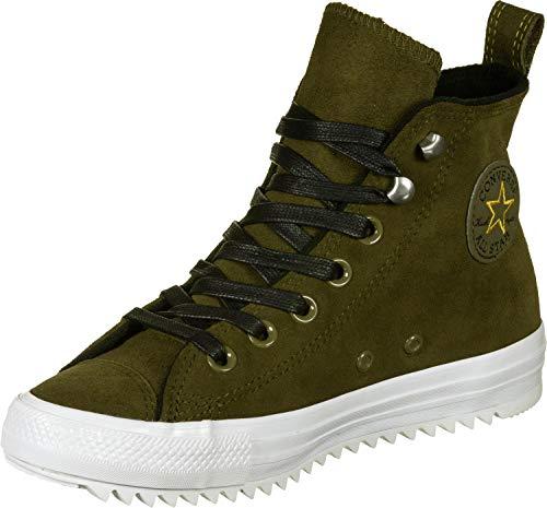 Converse Damen Sneaker Chuck Taylor All Star Hiker High dunkelgrün (401) 40
